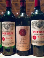 Report  n° 67: 24 vintages of Petrus from 2008 to 1970